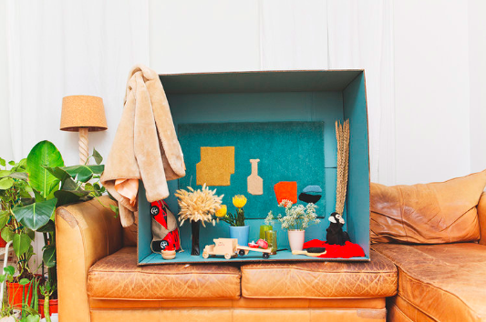 Cold Picnic: Positively Peculiar Decor for the Home